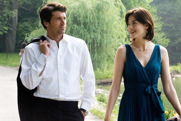 Michelle Monaghan et Patrick Dempsey. Sony Pictures Releasing France
