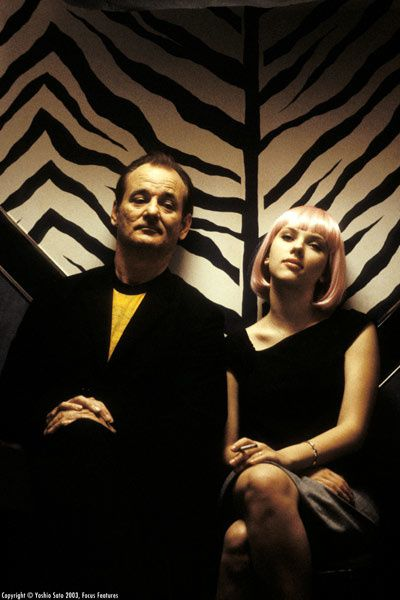 Bill Murray et Scarlett Johansson. Focus Features