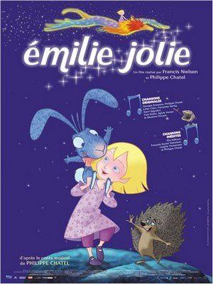 affiche Emilie jolie 300