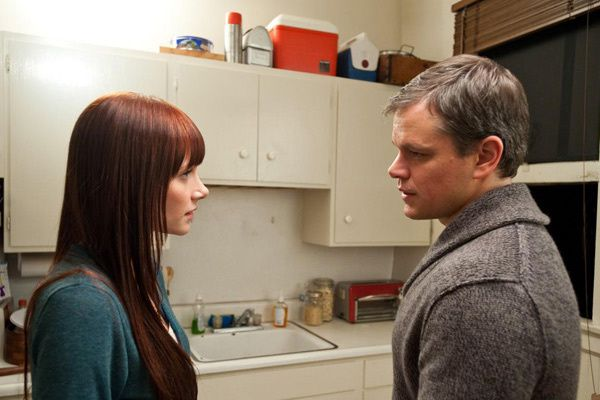 Bryce Dallas Howard et Matt Damon. Warner Bros. France