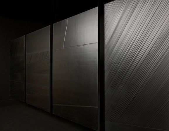 oeuvre soulages pierre