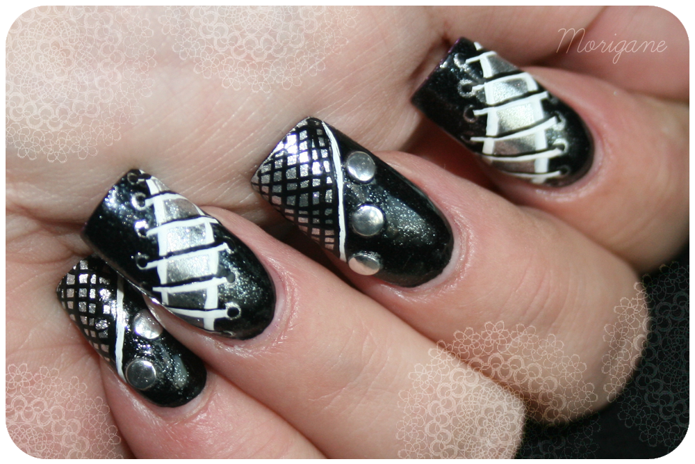 deco ongles rock