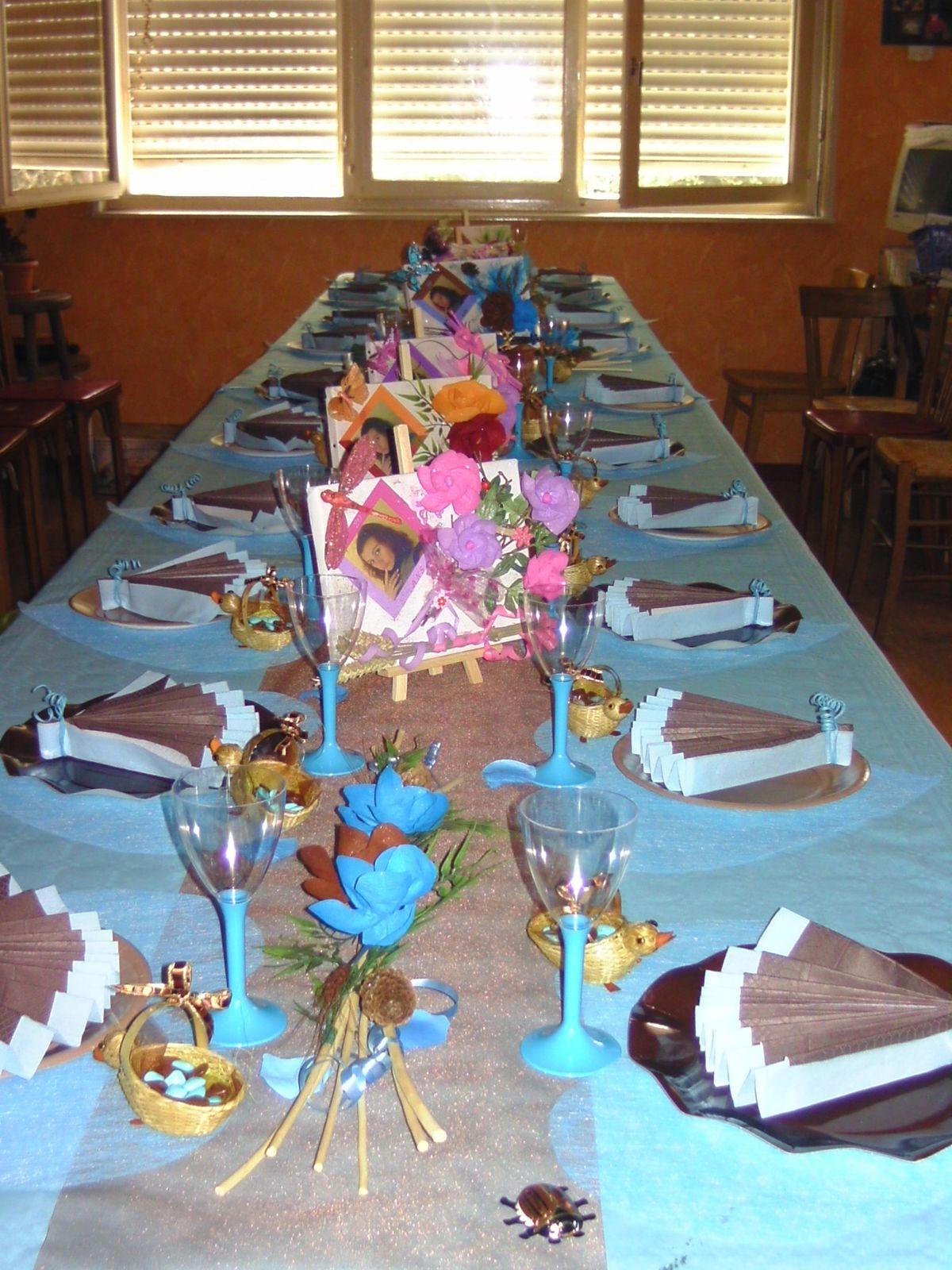 decoration anniversaire 20 ans le de fleuranath deco