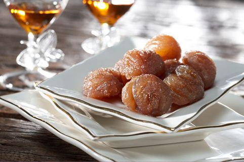 Marrons glacés - Mini Chroniques Culinaires by Arno Roch