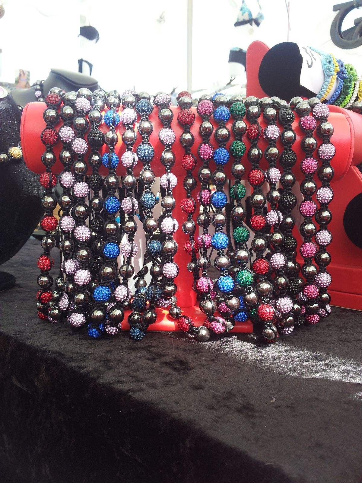 collier rouleau