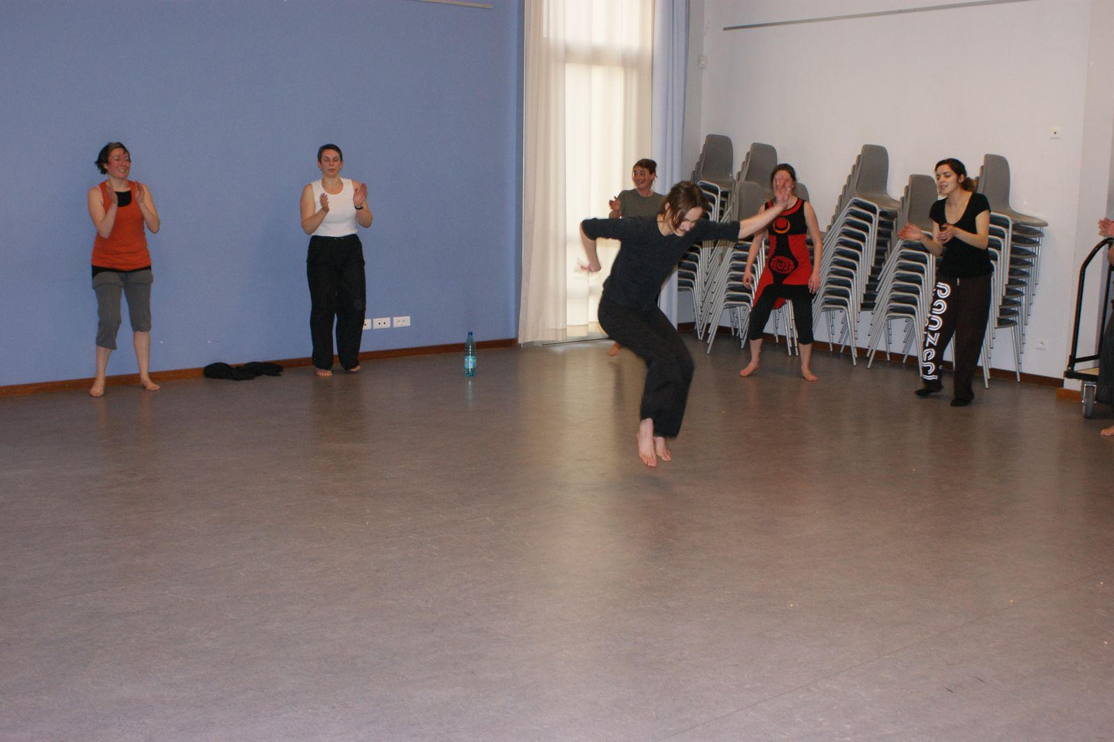 Cours et stages 2011-2012
