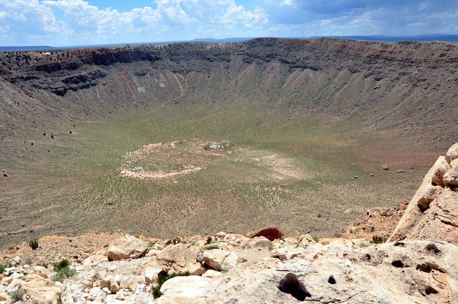 Asteroid Craters in America - Pics about space