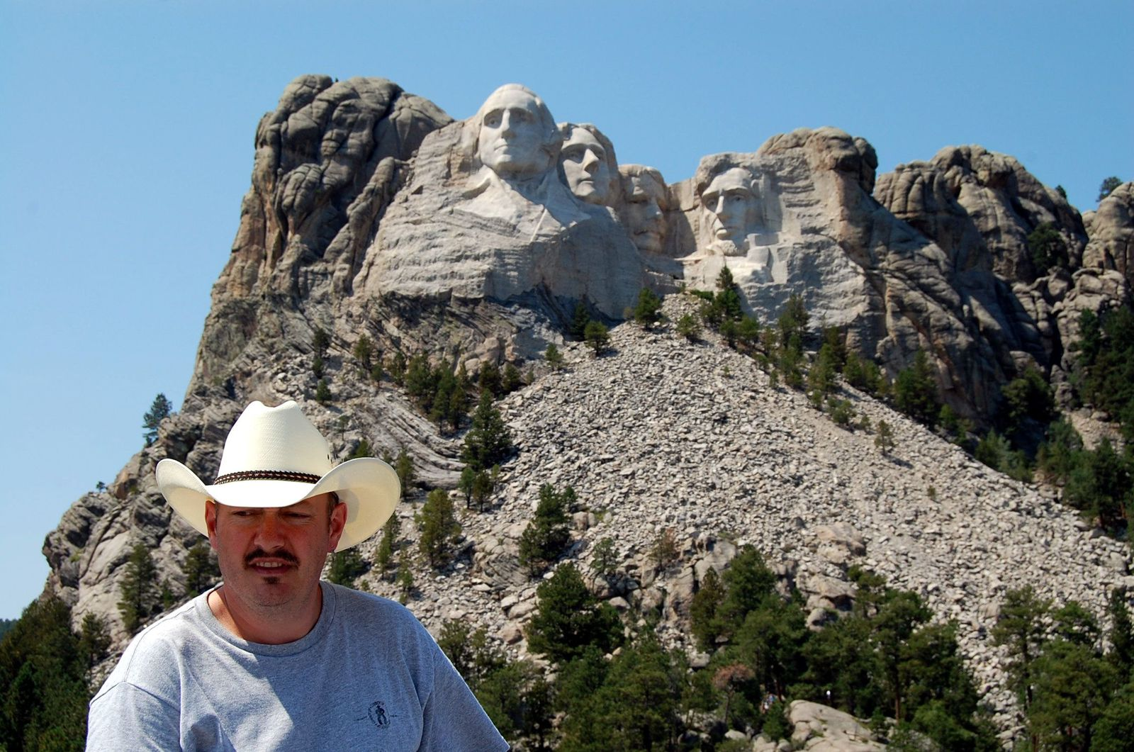 Mount rushmore national memorial crazy horse memorial