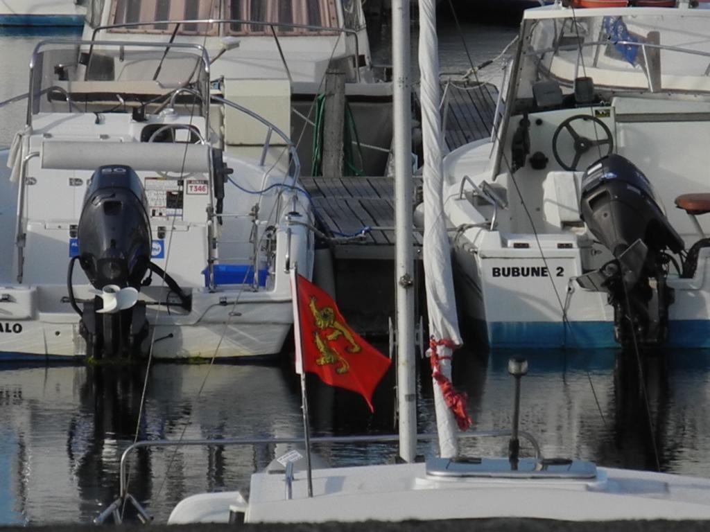 pavoiser avec des drapeaux normands