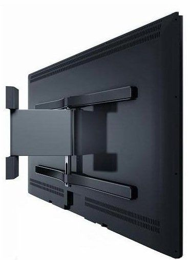 Support tv mural electrique 28 images support tv - Support tv mural motorise orientable inclinable ...