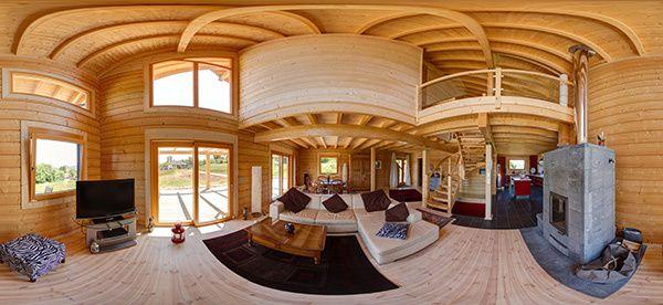 Maison Polar Life Haus