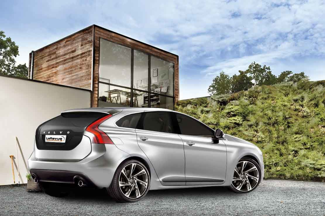 la nouvelle volvo v40 2012 c est elle blog dann66 voitures. Black Bedroom Furniture Sets. Home Design Ideas