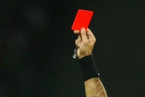 Red card 635949b