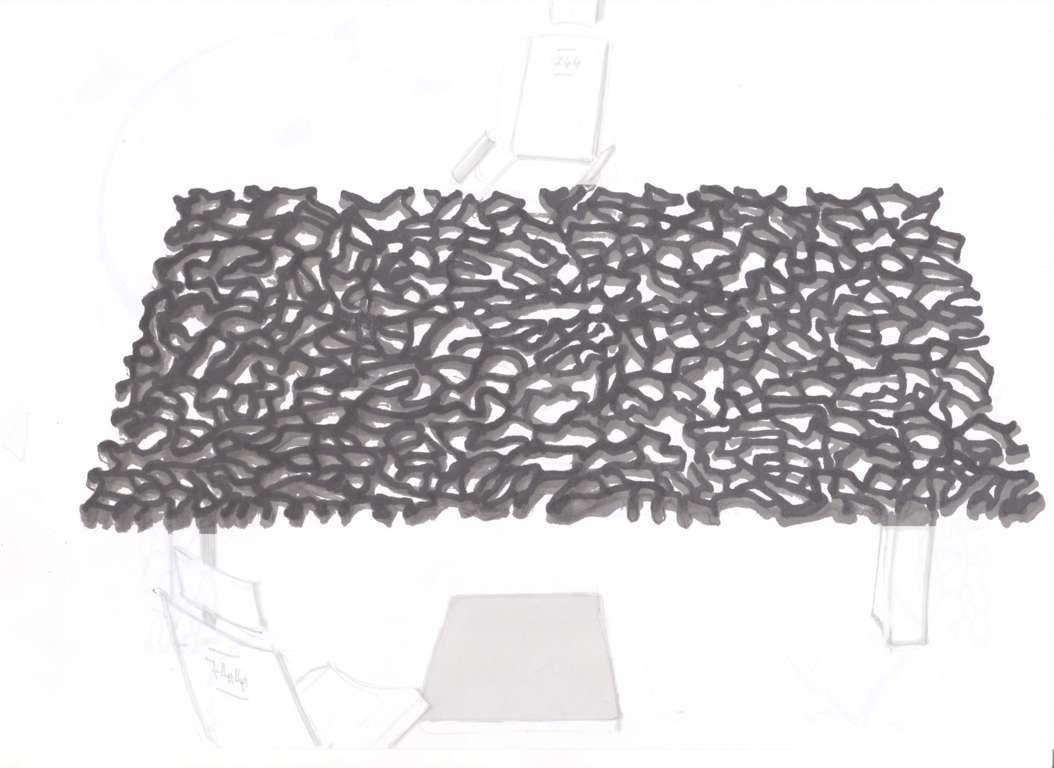 bauches de tables et bureaux balian beton atelier. Black Bedroom Furniture Sets. Home Design Ideas