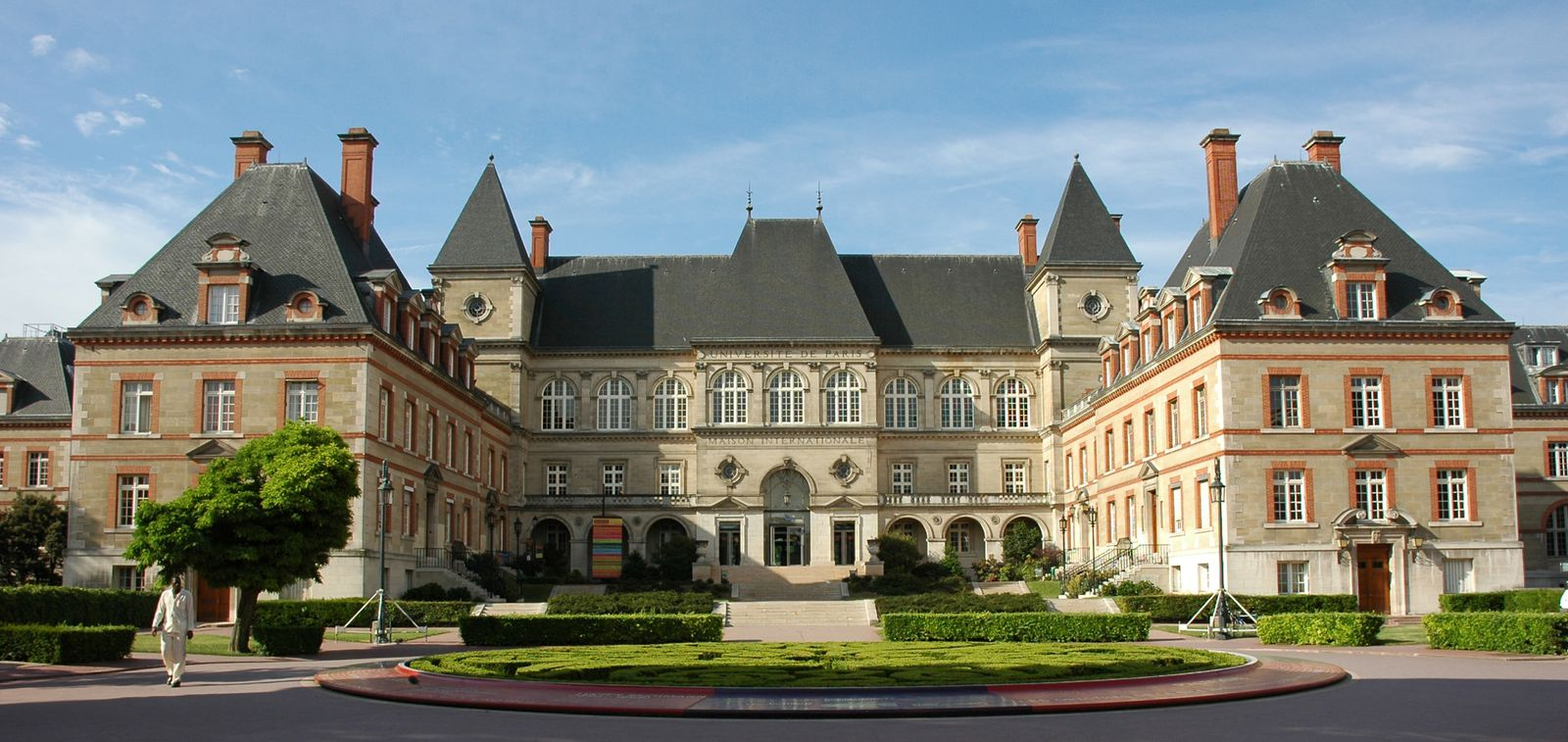 Cit internationale universitaire de paris parc - Maison des truffes paris ...