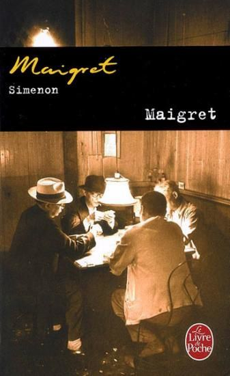 Maigret - Simenon,Georges resizedcover