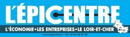 L'Epicentre (journal) : l'actualité économique et sociétale du Loir-et-Cher | Remoué, Jean. Éditeur scientifique