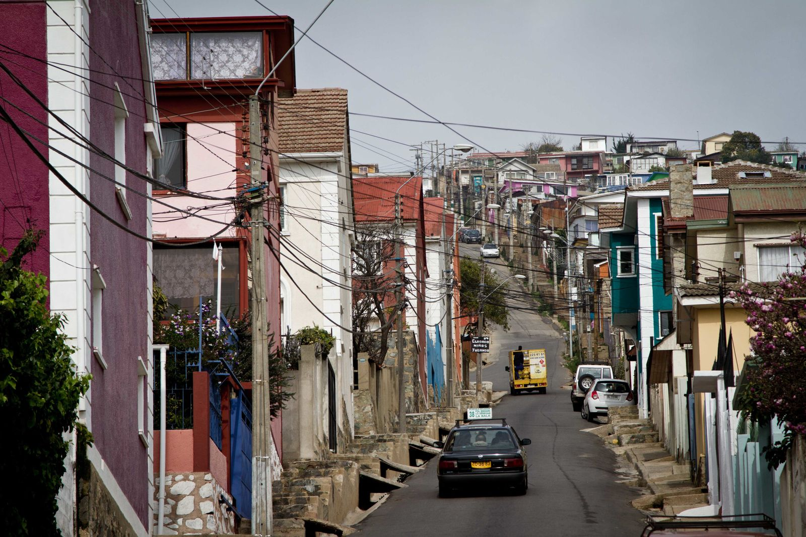 2012: CHILI -Valparaiso