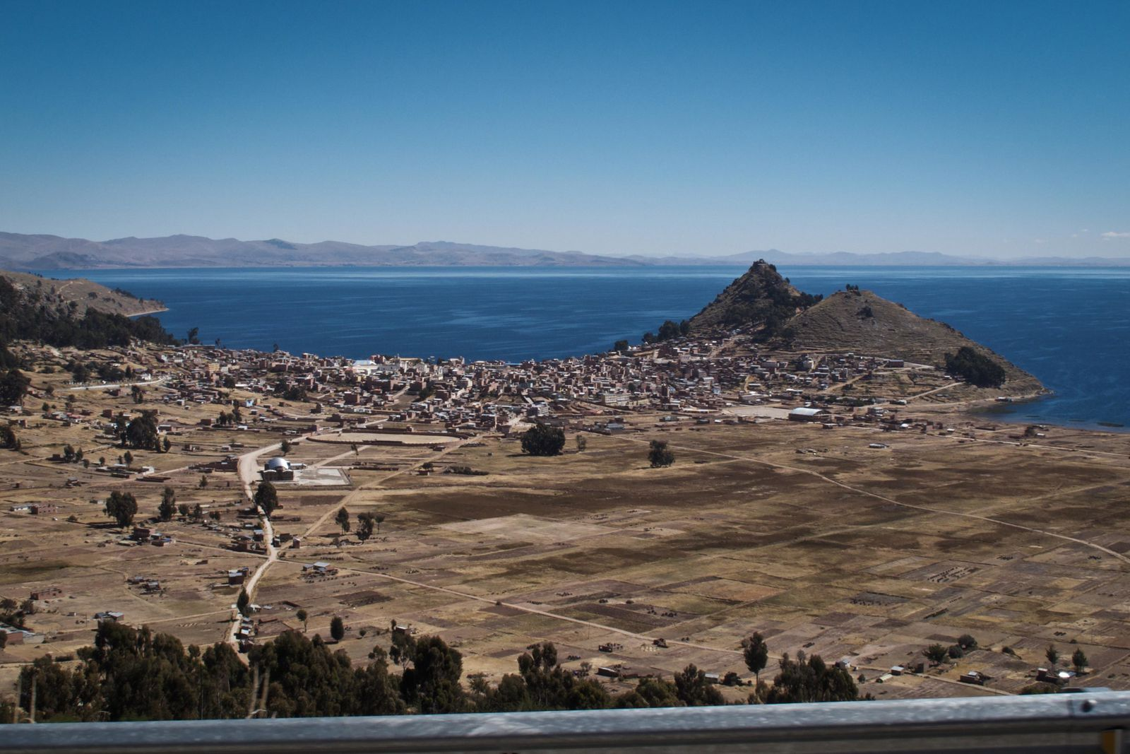 2012: BOLIVIE - Lac Titicaca