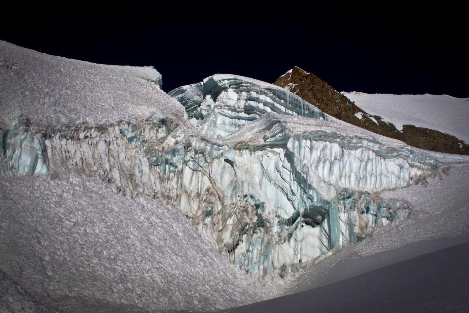 2012: BOLIVIE - Huayna-Potosi 6088m
