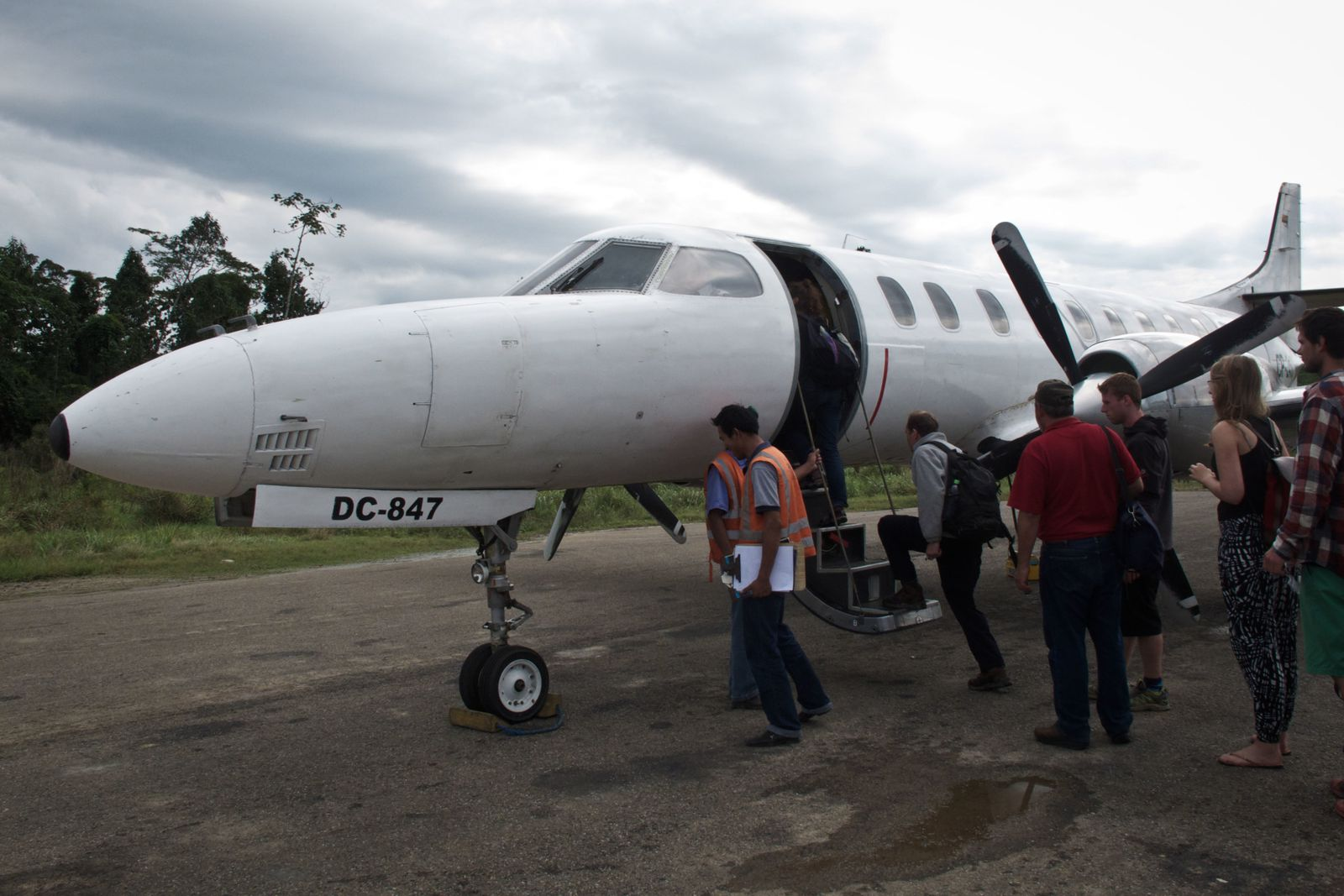 2012: BOLIVIE - Amazonie Rurrenabaque