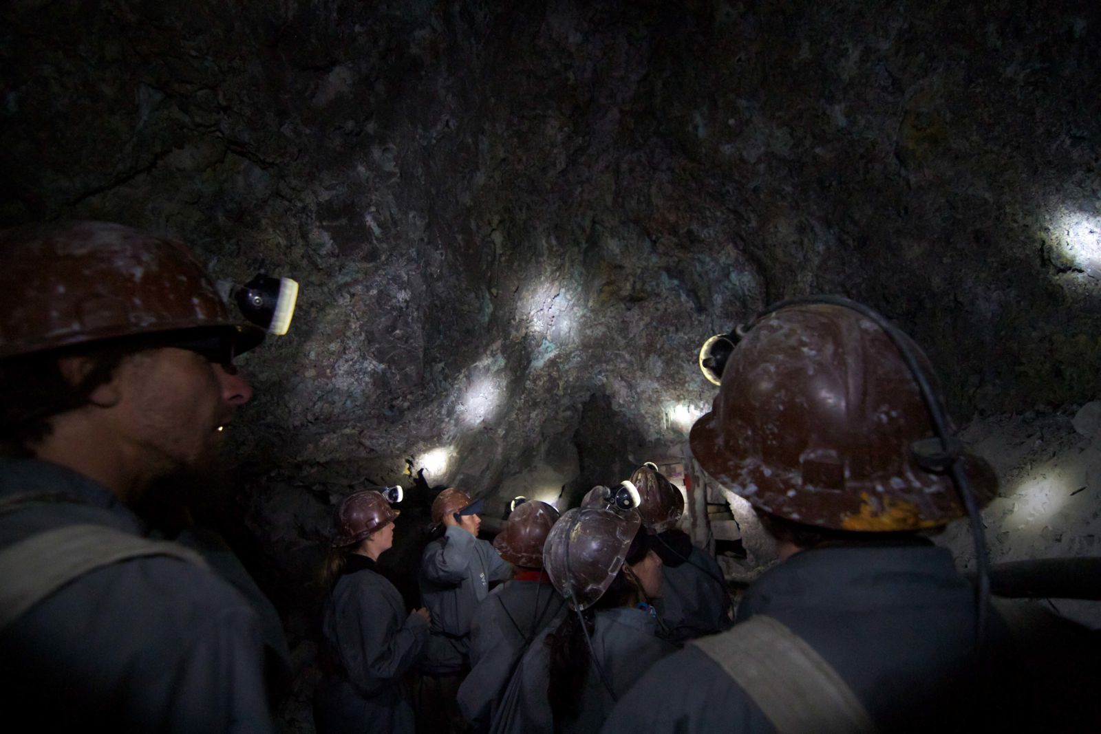 2012: BOLIVIE   Les Mines de Potosi