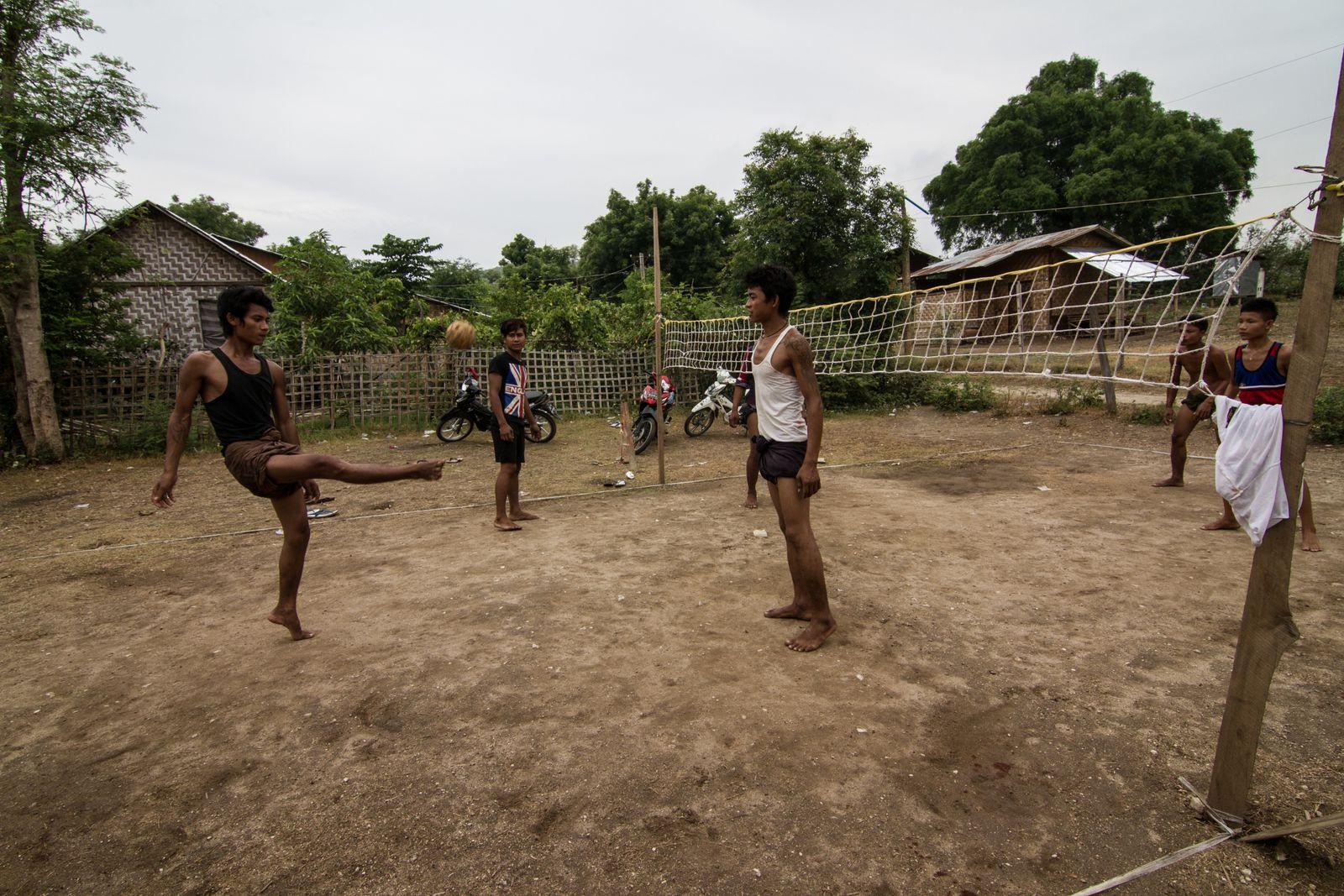 2014: MYANMAR - Mandalay