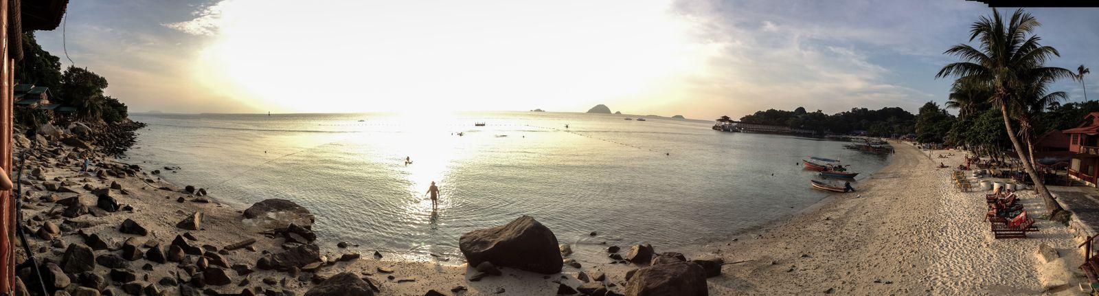 2014 MALAISIE : Perhentian-Kecil-Island