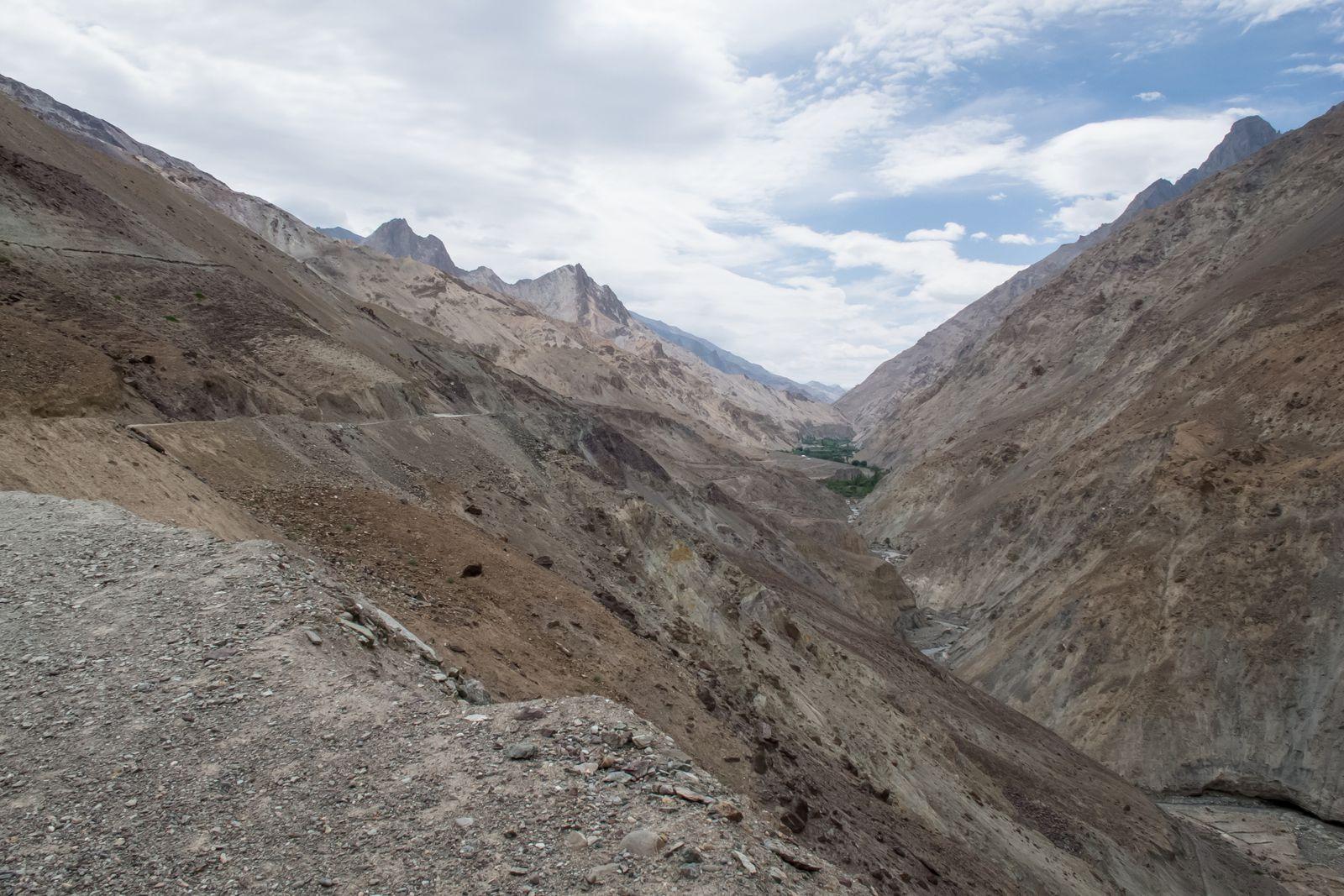 2013: INDE-LADAKH- Trek Vallée de la Markha