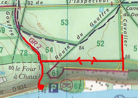 2012-05-05 - Foret de Rougeau sud