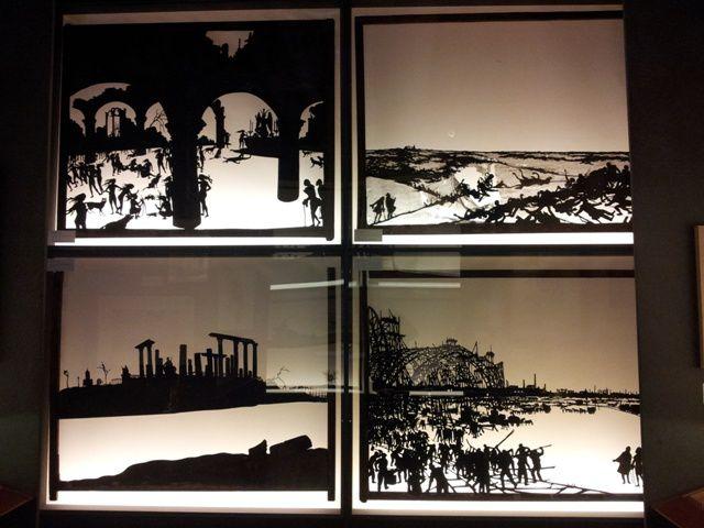 20130223 124837 Expo Chat Noir Musee Montmartre Paris