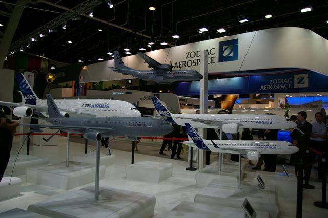 IMGP5353 50 Salon du Bourget EADS Airbus