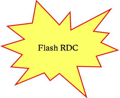 Flash RDC
