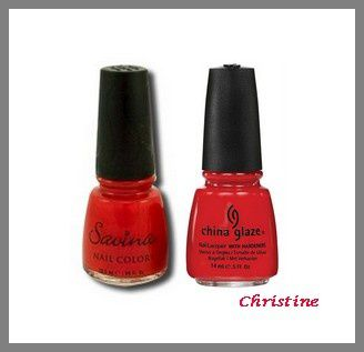 Savina China glaze