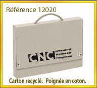 Vign mallette carton recycle ref 12020