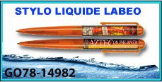 STYLOS LIQUIDE LABEO