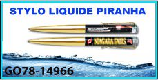 STYLOS LIQUIDE PIRANHA