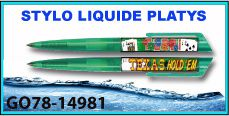 STYLOS LIQUIDE PLATYS