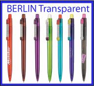 STYLOS BERLIN transparent