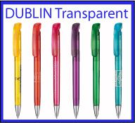 STYLOS DUBLIN Transparent