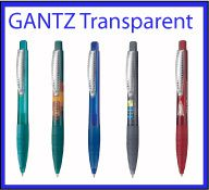STYLOS GANTZ Transparent