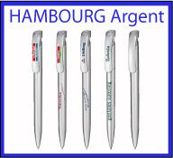 STYLOS HAMBOURG Argent