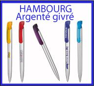 STYLOS HAMBOURG Argent Givr