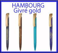 STYLOS HAMBOURG Givre gold
