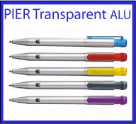 STYLOS PIER Transparent ALU
