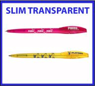 STYLOS SLIM TRANSPARENT