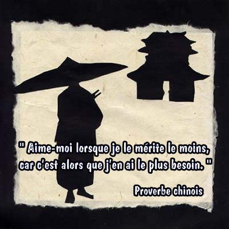 Proverbe Chinois 51