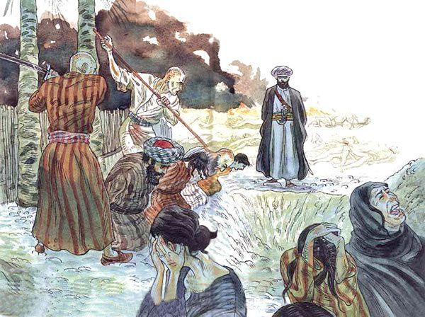tribu-juive-de-Bannu-Qurayza.jpg