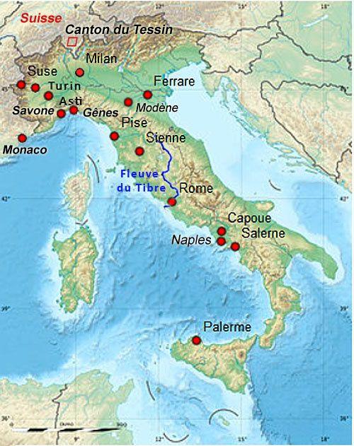 Nostradamus invasions et batailles en Europe (2