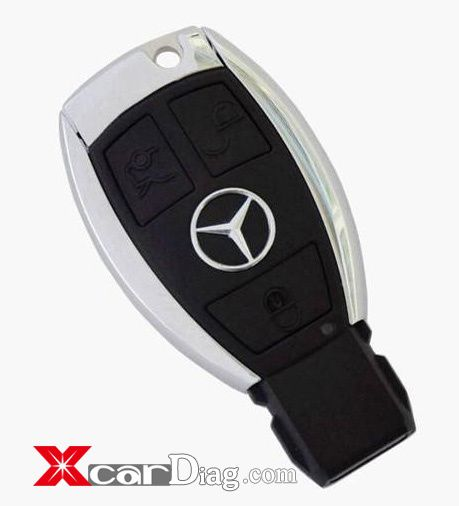 What should you do when you car key is lost xcardiag 39 s name for Mercedes benz car key